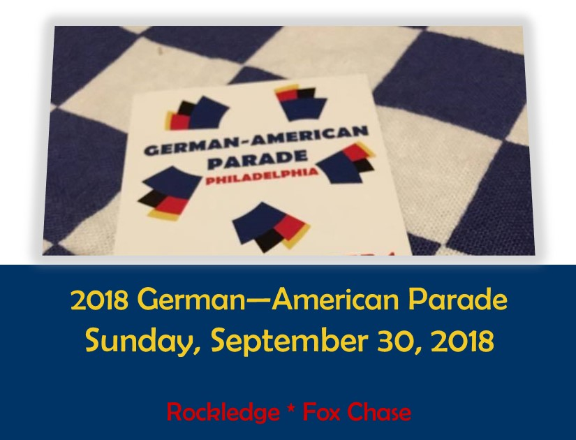 2017 German-American Parade